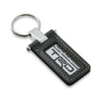 TRD Leather Key Ring